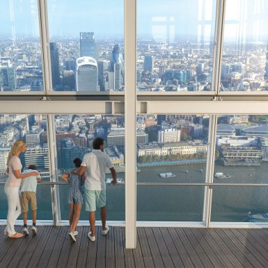 Inside The View from The Shard (Family)