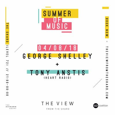 George Shelley + Toby Anstis